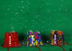 کلاه حباب ساز -جادویی