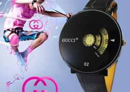 ساعت بدون عقربه Gucci