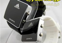 ساعت LED Adidas اصل