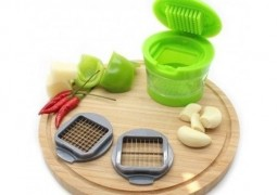 سیر خرد کن KITCHEN & home Garlic Chopper