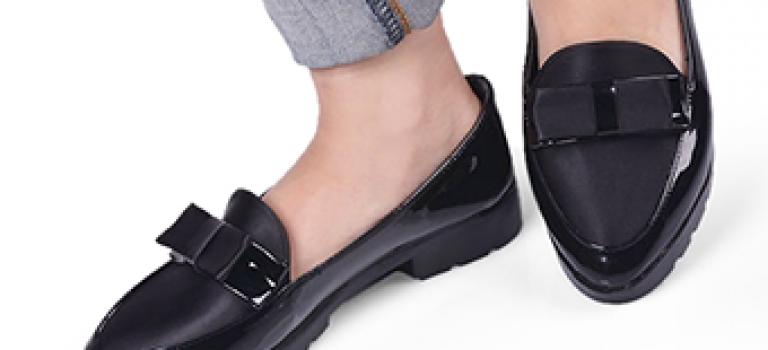 كفش زنانه ورنی مدل ۵۰۵۰