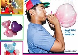 بادکنک جادویی Magic Bubble